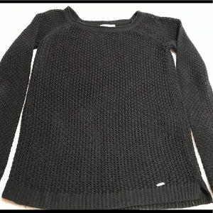 Abercrombie Waffle sweater